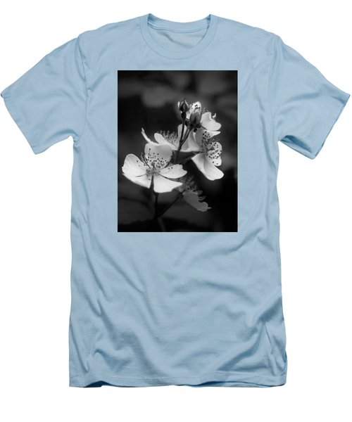 Apple Blossom 2 Men's T-Shirt (Athletic Fit)