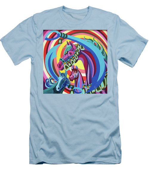 Arabian Sons Men's T-Shirt (Athletic Fit)
