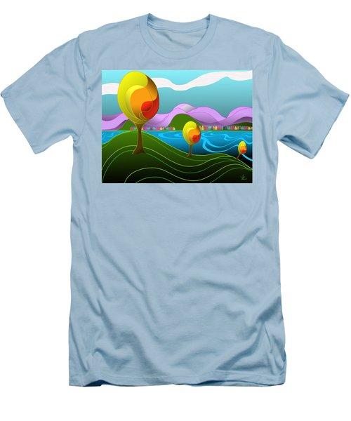 Arfordir Iv Men's T-Shirt (Athletic Fit)