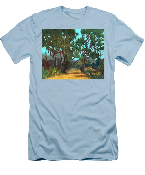 Around The Bend 02 Men's T-Shirt (Athletic Fit)