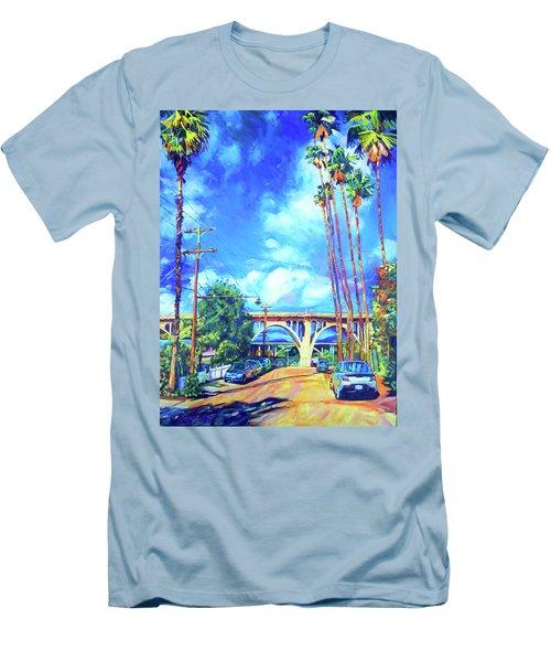 Arroyo Palms Men's T-Shirt (Athletic Fit)