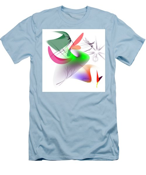 Art_0004 Men's T-Shirt (Athletic Fit)