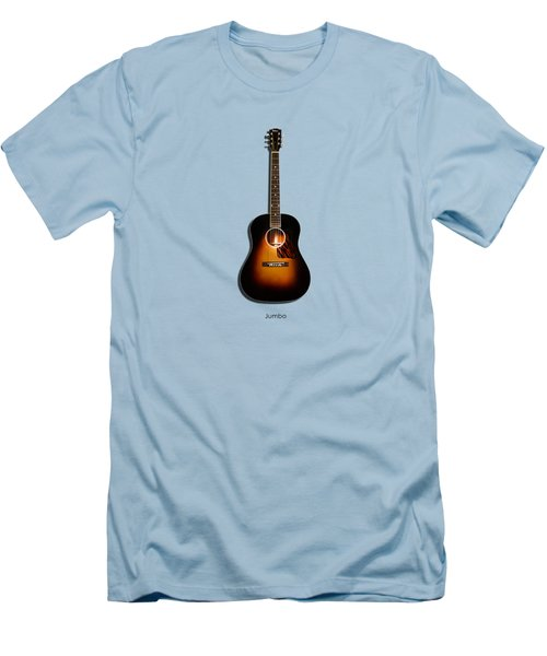 Gibson Original Jumbo 1934 Men's T-Shirt (Slim Fit) by Mark Rogan