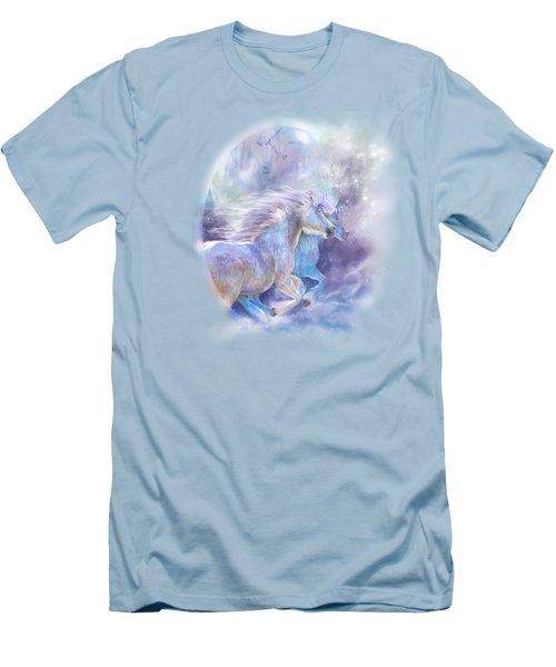 Unicorn Soulmates Men's T-Shirt (Athletic Fit)