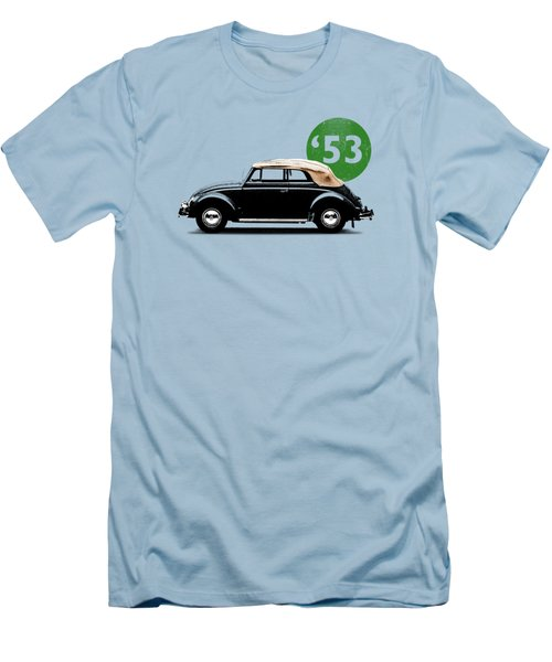 Beetle 53 Men's T-Shirt (Slim Fit)