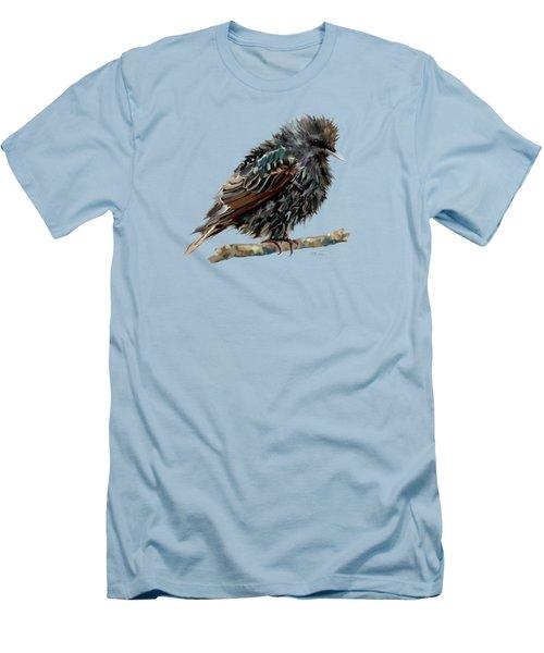 Wet Starling Men's T-Shirt (Slim Fit)