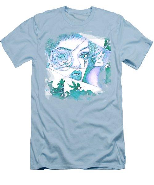 Mix Expression  Men's T-Shirt (Athletic Fit)