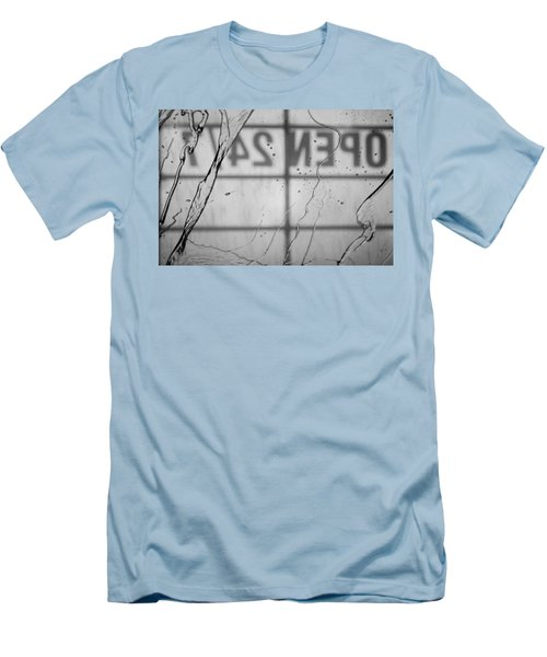 At The Car Wash Men's T-Shirt (Slim Fit) by Colleen Coccia