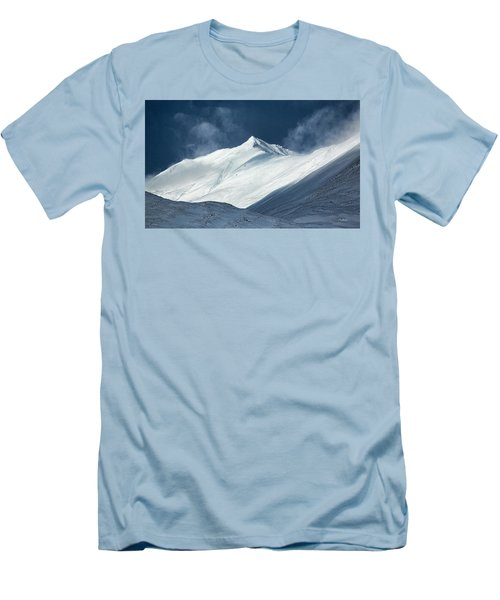 Atigun Pass In Brooks Range Men's T-Shirt (Athletic Fit)