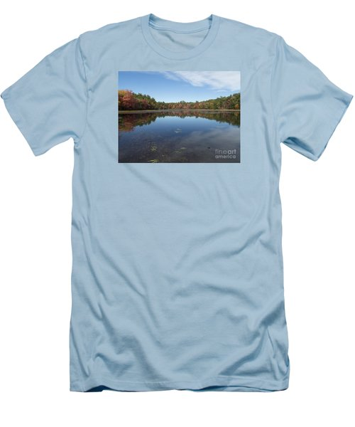 Autumn On Hawkins 2015 Men's T-Shirt (Athletic Fit)