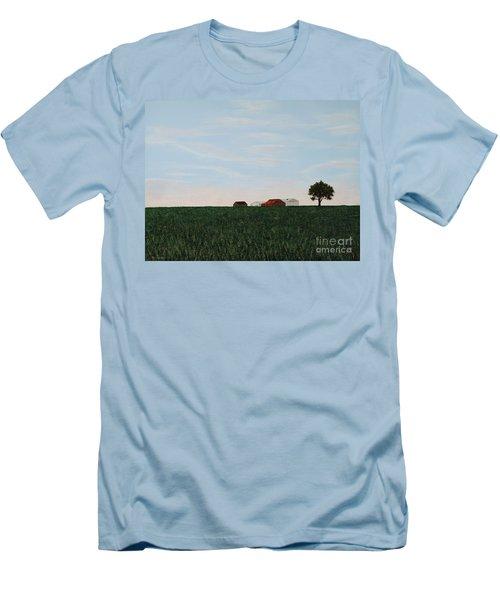 Back 40 Men's T-Shirt (Athletic Fit)