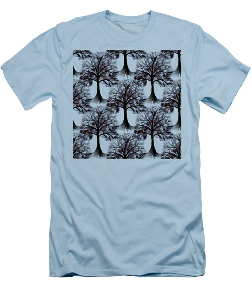 Background Choice Orchard 2 Men's T-Shirt (Athletic Fit)