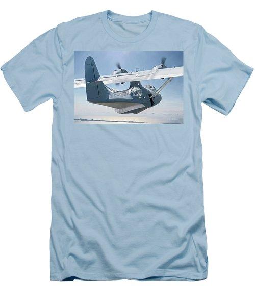 Bali Ha'i Men's T-Shirt (Athletic Fit)