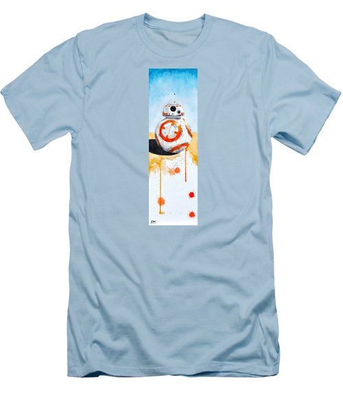 BB8 Men's T-Shirt (Athletic Fit)