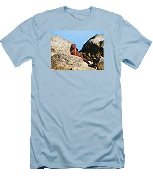Beachcomber Men's T-Shirt (Slim Fit)
