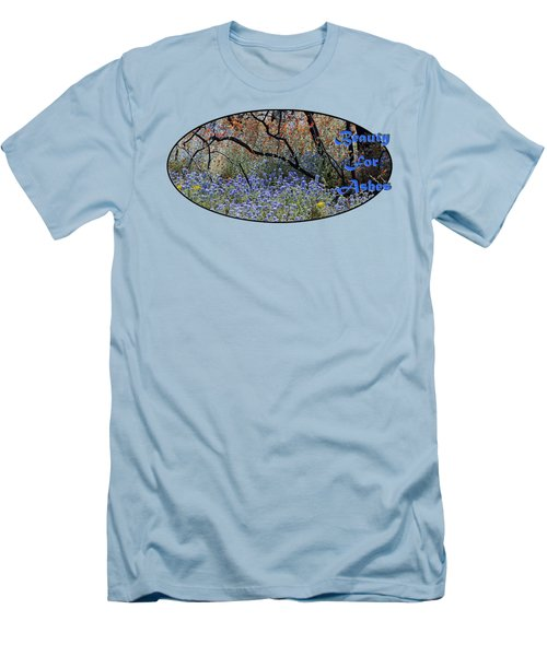 Beauty For Ashes Men's T-Shirt (Athletic Fit)