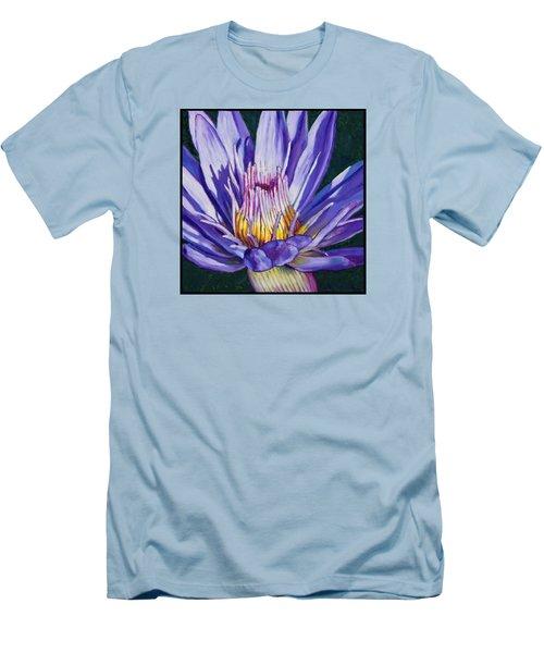 Beauty Men's T-Shirt (Slim Fit) by John Lautermilch