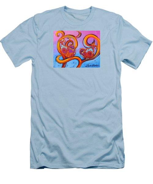 Because I'm Rachel Dammit Birdys Men's T-Shirt (Athletic Fit)