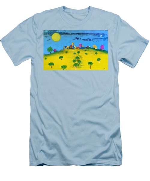 Beyond The Lemon Grove Men's T-Shirt (Athletic Fit)