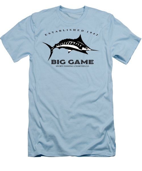 Big Game Fish Men's T-Shirt (Athletic Fit)