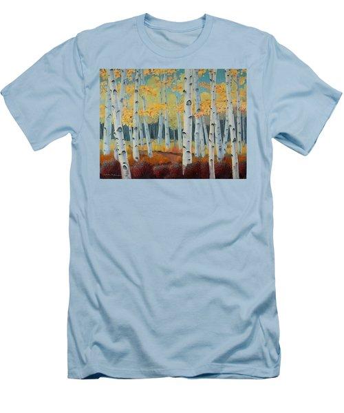 Birchwood Forest Men's T-Shirt (Slim Fit)
