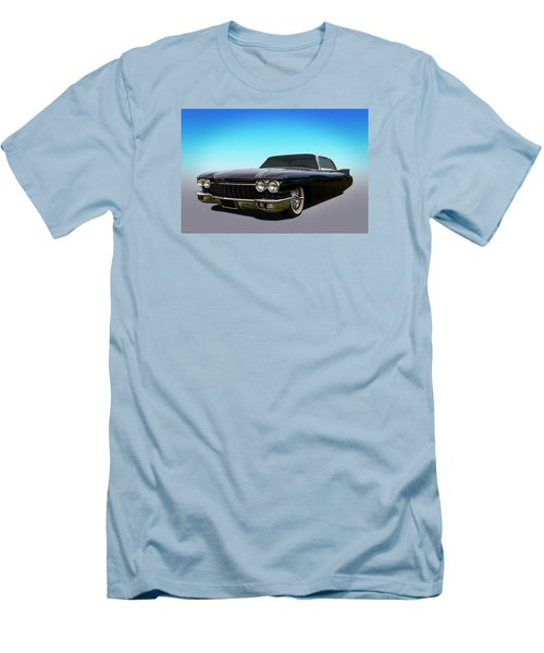 Men's T-Shirt (Slim Fit) featuring the photograph Black by Keith Hawley