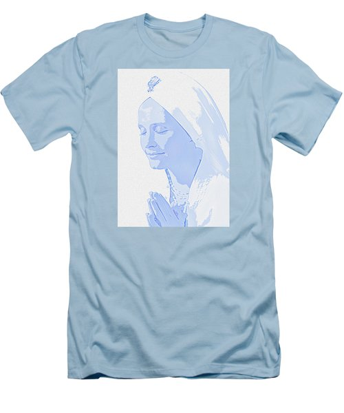 Bliss Is God Men's T-Shirt (Athletic Fit)