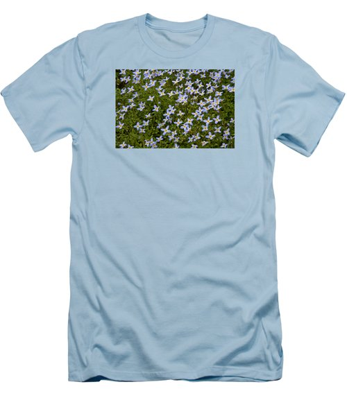 Bluets Men's T-Shirt (Athletic Fit)