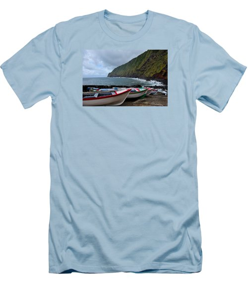 Boats,fishing-23 Men's T-Shirt (Athletic Fit)