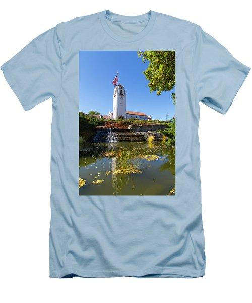 Boise Depot Men's T-Shirt (Athletic Fit)