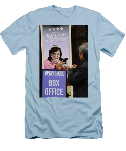 Box Office Men's T-Shirt (Athletic Fit)