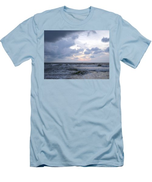 Break Of Day Men's T-Shirt (Athletic Fit)