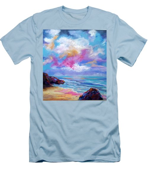 Breathtaking Men's T-Shirt (Athletic Fit)