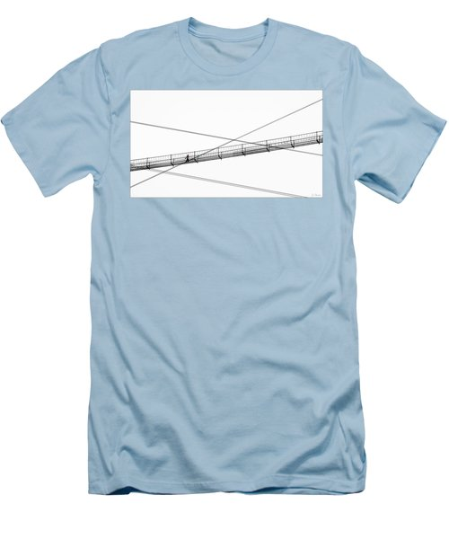 Bridge Walker Men's T-Shirt (Athletic Fit)