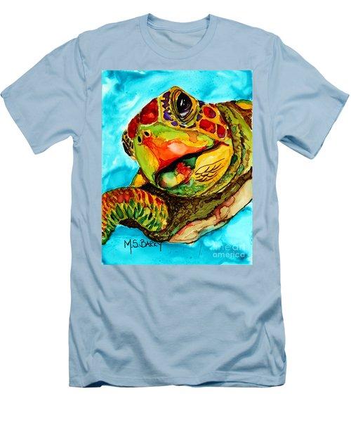 Brock Men's T-Shirt (Athletic Fit)