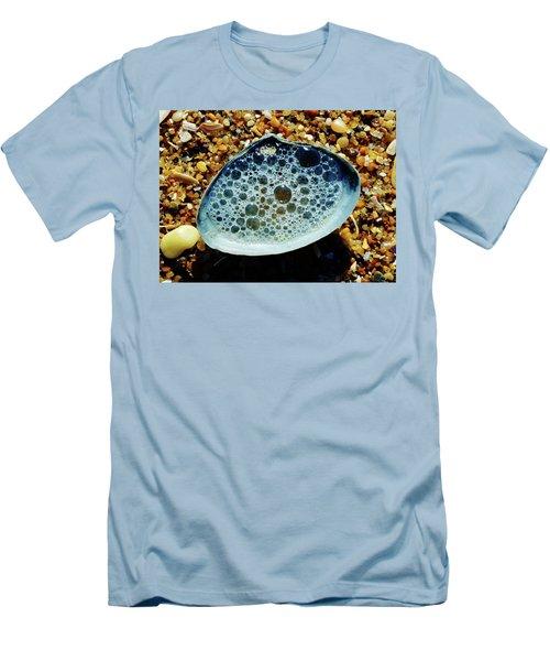 Bubbly Men's T-Shirt (Slim Fit) by William Bartholomew