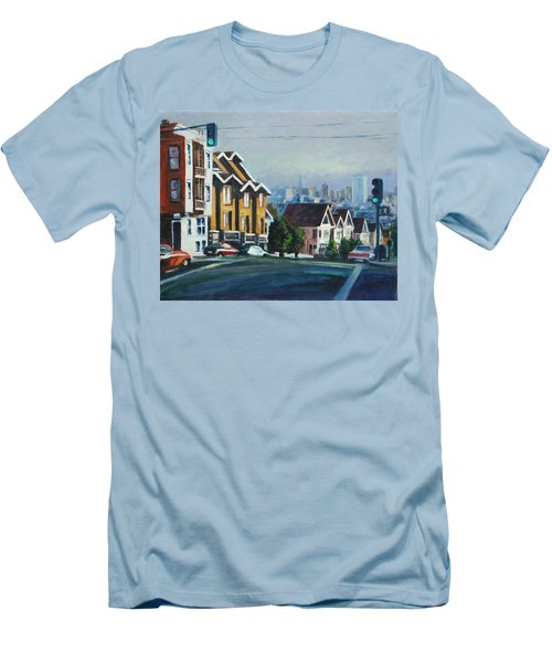 Bush Street Men's T-Shirt (Athletic Fit)