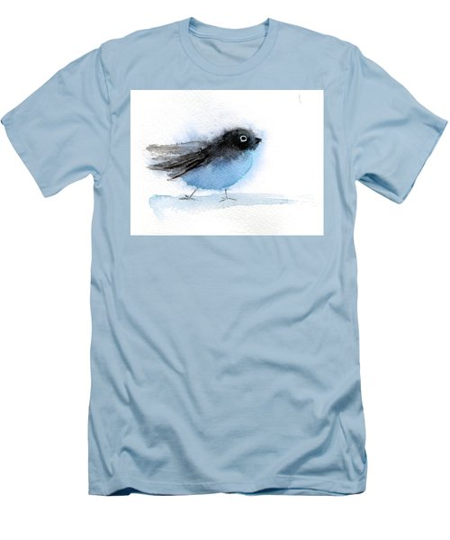 Busy Bird Men's T-Shirt (Athletic Fit)