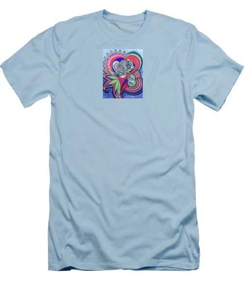 Butterfly And I Men's T-Shirt (Athletic Fit)
