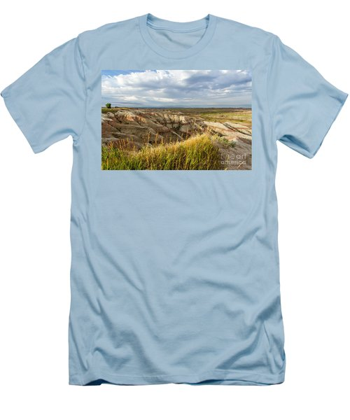 By Morning Light Men's T-Shirt (Athletic Fit)
