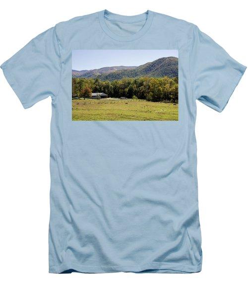 Cades Place Men's T-Shirt (Athletic Fit)