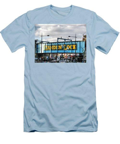 Camden Lock Men's T-Shirt (Athletic Fit)