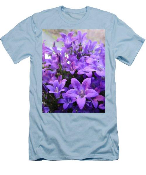 Campanula Men's T-Shirt (Athletic Fit)