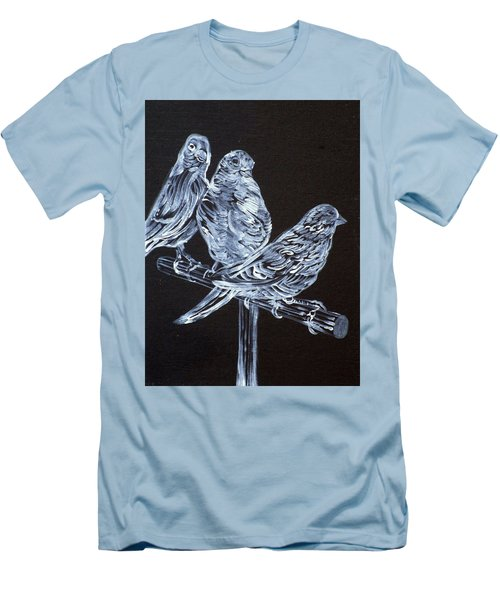 Canaries Men's T-Shirt (Slim Fit)