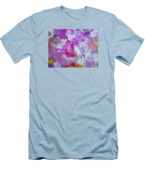 Candy Clouds Men's T-Shirt (Slim Fit) by Tracy Bonin