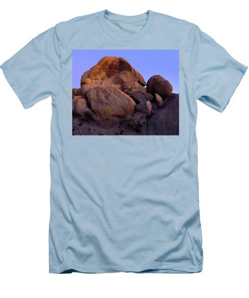 Cap Rock Men's T-Shirt (Athletic Fit)