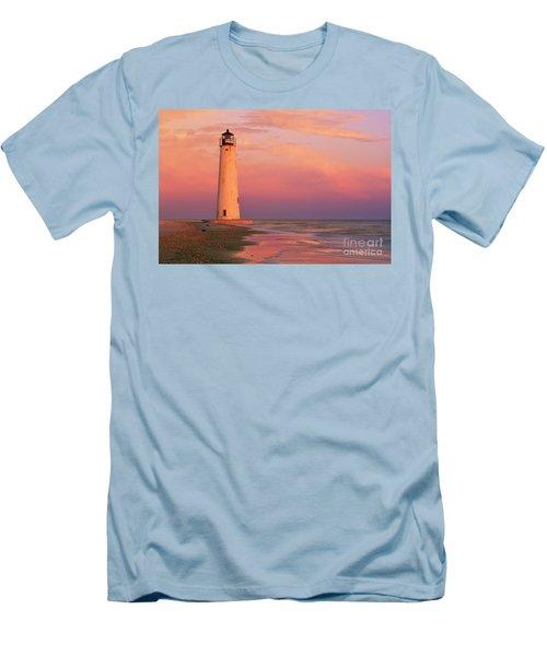 Cape Saint George Lighthouse - Fs000117 Men's T-Shirt (Slim Fit) by Daniel Dempster