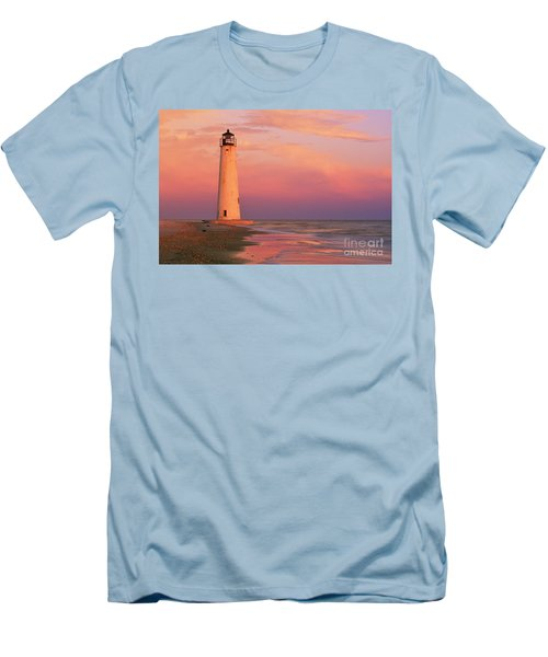 Cape Saint George Lighthouse - Fs000117 Men's T-Shirt (Athletic Fit)