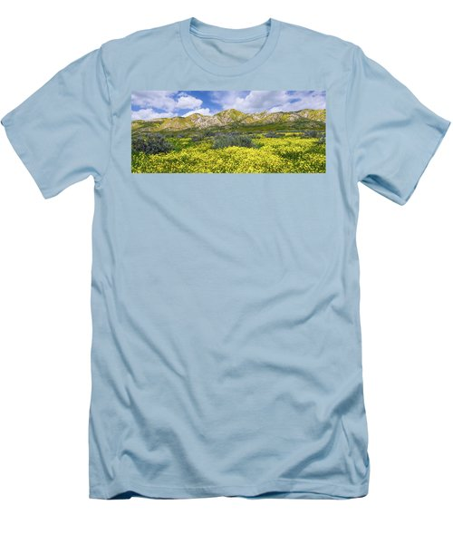 Carrizo Spring Men's T-Shirt (Athletic Fit)