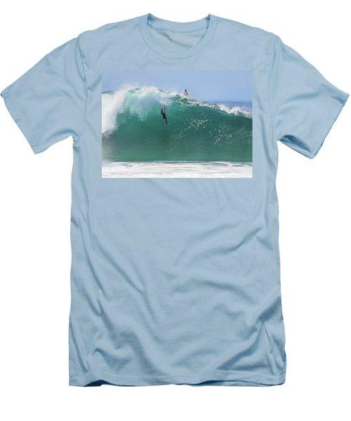 Catch Me Men's T-Shirt (Athletic Fit)
